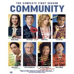 Amazon.com: Community: The Complete First Season: Joel McHale, Chevy Chase: Movies & TV