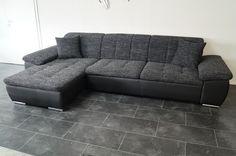 www.sofa-fabrikverkauf.de SOFA COUCH ECKCOUCH Wohnlandschaft polsterECKe 340LI