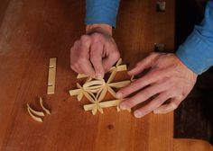 Versed in Japanese woodworking techniques, furniture maker Carl Swensson offers insights into his work, and his career, in a Fine Woodworking audio slideshow: http://tinyurl.com/otw7dlw
