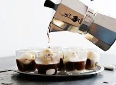 Verdronken koffie | Recepten | Ciao tutti - ontdekkingsblog door Italië