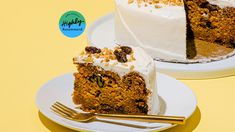 Forget Fancy Frosting or Fondant, I Just Want Lloyd's Carrot Cake | Bon Appétit Cupcake Recipes, Cupcake Cakes, Dessert Recipes, Cup Cakes, Types Of Desserts, Easy Desserts, Jamie Oliver Gluten Free, Single Layer Cakes, Specialty Foods