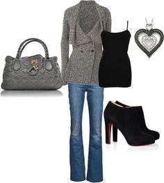 """Simple but stylish"" by elizabeth-nixon on Polyvore"