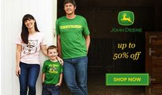 Something Special John Deere up to 50% off