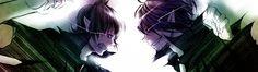 blue exrocist Demon Brothers amaimon VS méphisto