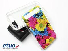 Kolorowe kwiaty na BlackBerry Classic:)