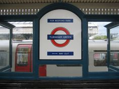 """Katy lives in Turnham Green... Her husband, Richard, might say """"Turn 'em Green with envy!"""""""