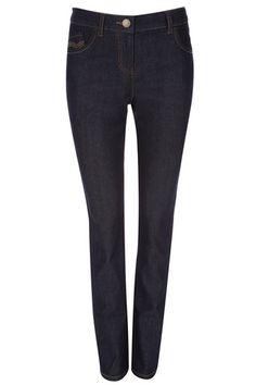 Indigo Slim Leg Jean #wallisfavourites