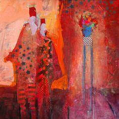 Robert Burridge  His circus series