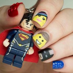 Lego inspired Jamberry nail wraps, make them or any of your own designs in our Nail Art Studio. Shop at www.tracyb.jamberrynails.net