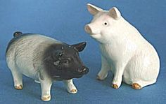 Vintage Pig Salt and Pepper Shakers. Click the image for more information.