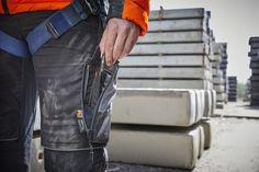 Ce pantalon professionnel Timberland Pro Tough Vent est parfaitement adapté aux métiers du BTP. Confortable avec son tissu Canvas coton majoritaire, il est aussi renforcé en Cordura®. Ce pantalon de travail homme est déperlant à l'eau, à l'huile et aux taches. Il possède de nombreuses poches dont des poches holster et des poches genouillères. Holster, Timberland Pro, Fashion, Work Wear, Stains, Oil, Water, Cotton, Moda