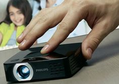 Phillips Pocket Sized PicoPix 2480 Projector
