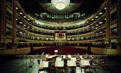 Madrid Teatro Real, the National Opera House