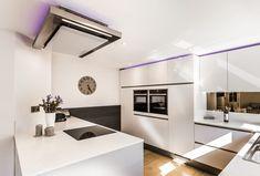 U Shaped Kitchen, Contemporary Kitchen, Kitchen Design, Kitchen Design Centre, Kitchen, Contemporary, Living Spaces