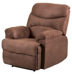 Sillón reclinable Oakwood #Coleccion2015Placencia #PlacenciaMuebles