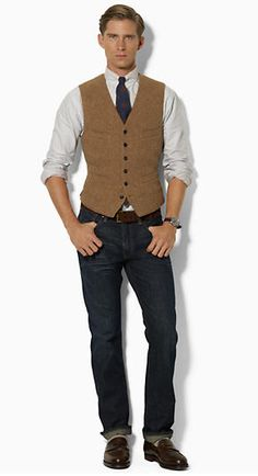 perfect outfit ideas for the guys of the wedding only dark blue vests or ties for the grooms side and blood red for the gals on my side