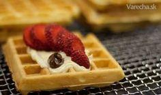 Keď raz prepadnete vafliam, niet úniku: 10 receptov na rýchle maškrtenie - Magazín Breakfast, Morning Coffee