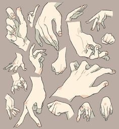 Hand Drawing Reference, Anatomy Reference, Art Reference Poses, Drawing Techniques, Drawing Tips, Drawing Sketches, Drawings, Drawing Studies, Poses References