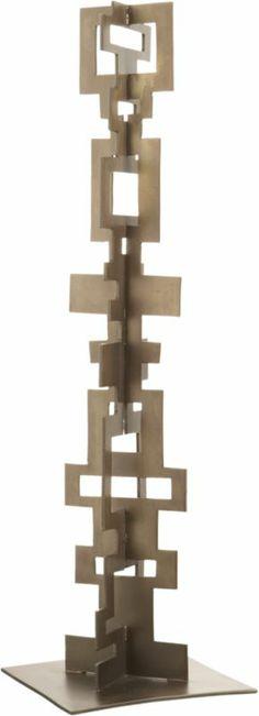 tepati metal sculpture  | CB2