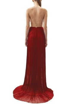 Maria Lucia Hohan Vicky Gown in red