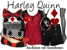 Harley Quinn <- buy it there!