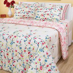 10433e79ce Enxoval de Cama Casal com Preços Incríveis no Shoptime