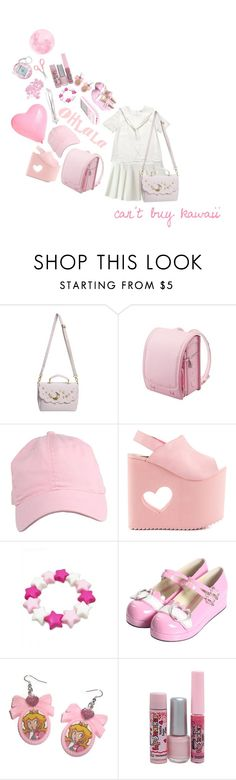 """""""Hack set by @smartgirlzrock"""" by princesspenguin-1 ❤ liked on Polyvore featuring CO, Y.R.U. and Hello Kitty"""