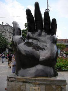 Parque de las Esculturas, Botero Plaza, Medellin by hum97