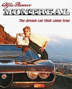 Alfa Romeo - Montreal