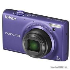 Digital Compact Camera Nikon COOLPIX S6150