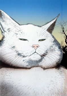 Moebius Cat