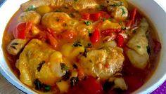 Ratatouille, Risotto, Shrimp, Food And Drink, Meat, Chicken, Ethnic Recipes, Impreza, Crispy Chicken
