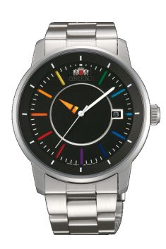 DISK STYLISH AND SMART ER02005B / ORIENT WATCH
