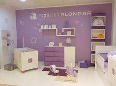 Gandia, Spain baby shop modern baby furniture Alondra.