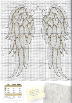 Handmade-kursy ,wzory ,tutoriale: Haft krzyżykowy-schematy