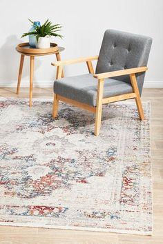 $649 - $1.990 Relaxation Calm Multi Rug Fall in love with this masterpiece from the ever-famous Relaxation lineup. This piece highlights a Persian themed rug and has a multi-colored matrix set up which is truly a head turning work of art. These stunning piles are of high-quality items that encompass very fine detailing, made from quality bamboo silk and acrylic power loomed to emphasize durability and strength while maintaining its elegant appeal.
