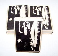 New Mounted Rubber Stamp - MICHAEL JACKSON, The Gloved One