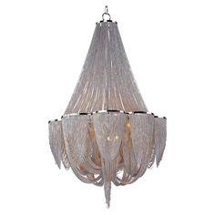Cressida Chandelier - glamour in lighting