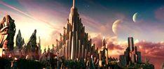 Asgard (comics) - Contents    1 Fictional history     2 Regions         2.1 The Nine Worlds         2.2 Other regions     3 The six races     4 Racial attributes     5 Flora and Fauna         5.1 Flora         5.2 Fauna