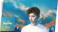 Troye Sivan - YOUTH (Gryffin Remix - Official Lyric Video)