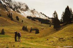 Gastlosen - Wanderung beim Schwarzsee - myswisstrek