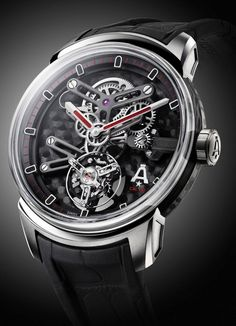 Angelus Skeleton Tourbillon U21 & U22 Compete For Your Attention