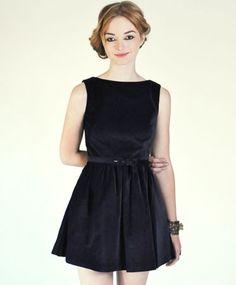 Navy Velvet Rachel Antonoff Dress