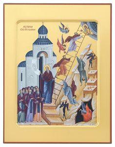 Sacred Art, Ladder, Saints, Stairway, Ladders