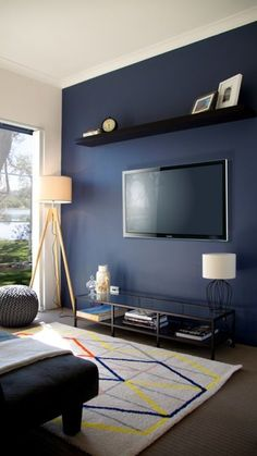 [Student Interior of the Week]  Kathryn Raats, Graduate from IDI has designed this fantastic space for a client!  The project was completed for a young bachelor who wanted to transform two rooms in his home. They were originally white boxes cluttered with dark brown furniture. The brief was to create a young and contemporary study and gaming room on a small budget.   You can view more of her work via her website:   www.adorninteriors.com.au