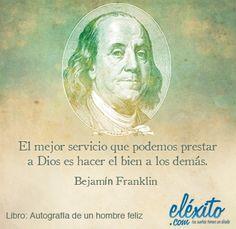La Autografía de Benjamin Franklin