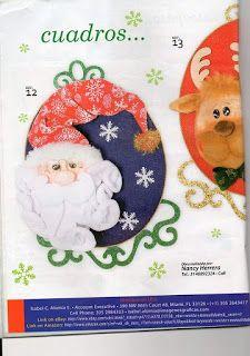 REVISTA PAÑO LENCY FIELTRO NAVIDAD 241 Maya, Diy And Crafts, Teddy Bear, Kids Rugs, Christmas Ornaments, Holiday Decor, Papa Noel, Christmas Crafts, Christmas Paintings