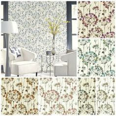 ... Dress Up Some Walls! on Pinterest  Paint wallpaper, Home fashion and