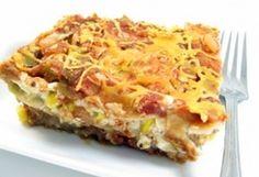 Skinny Lasagna`Ole (6 Points+)