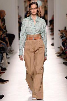 Hermès Spring 2017 Ready-to-Wear Fashion Show